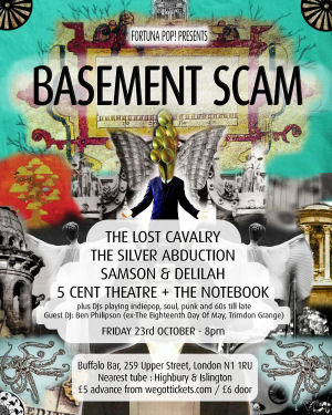 Basement Scam